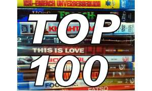 Top 100 Blu-ray Disc Filme DVD All-Time Hitliste die Bestem