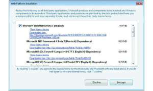 internet, webdesign, microsoft, webmatrix beta 3, editor, php, html, css, javascript, sql server