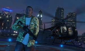 Screenshot: GTA 5