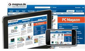 pc magazin, magnus, ipad, iphone