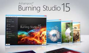 Ashampoo Burning Studio 15