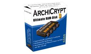 ArchiCrypt Ultimate RAM-Disk