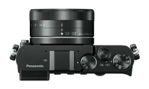 Panasonic Lumix DMC-GM5 Obenansicht