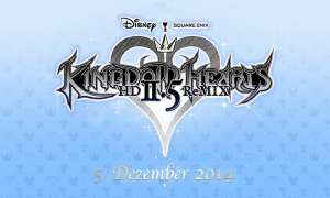 Screenshot: Kingdom Hearts HD 2.5 Remix Logo