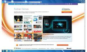 Internet Explorer 9 Demos