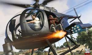 Screenshot: GTA 5 Online