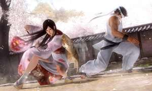 Screenshot: Dead or Alive 5: Last Round