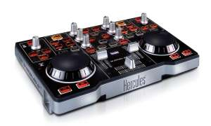 Hercules DJ Control MP3 e2 Turntable