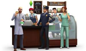 Screenshot: Die Sims 4