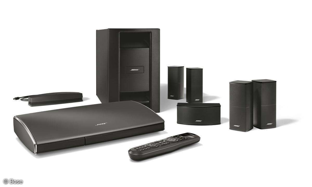 Bose Lifestyle 535 Series III HES