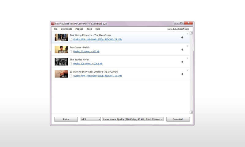 youtube to mp3 converter download exe