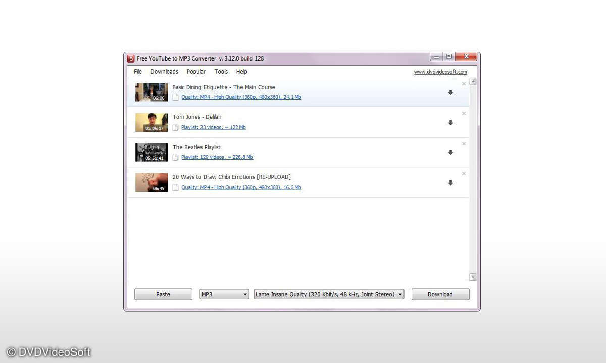 Free YouTube to MP3 Converter Download
