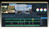 Screenshot von Magix Video Pro X7