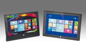 Windows-Tablets Test-Duell