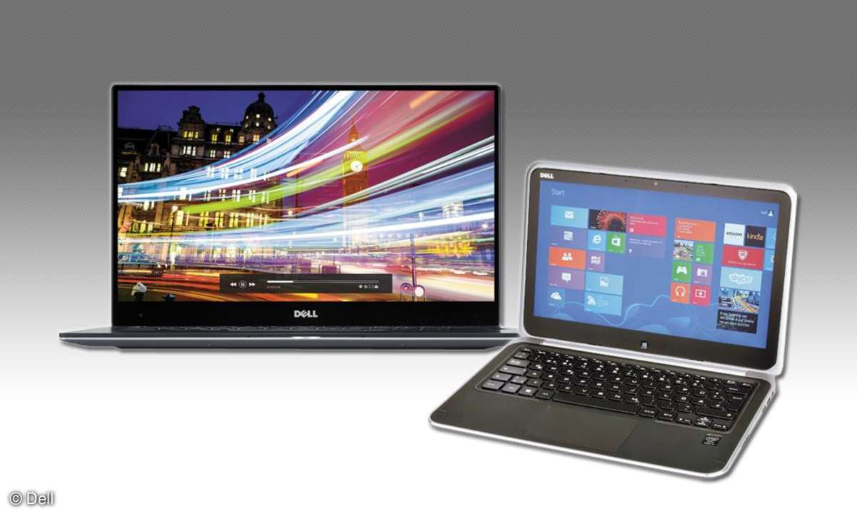 Dell Notebook XPS12 und XPS 13