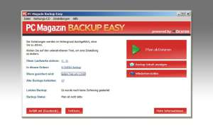 PC Magazin Backup