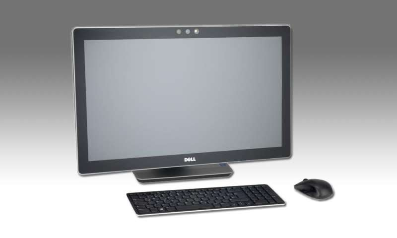 dell all in one inspirion 23 7000 im test pc magazin. Black Bedroom Furniture Sets. Home Design Ideas