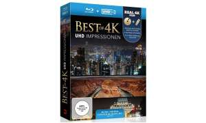 Packshot von Best of 4K - UHD Impressionen
