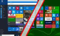 Windows 10 oder Windows 8.1