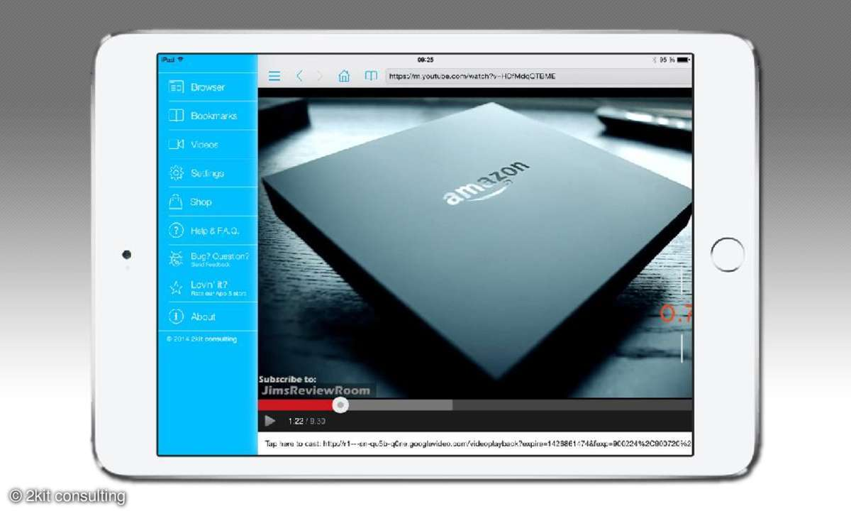Video & TV Cast for Amazon Fire TV