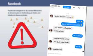 Facebook-Betrug mit Fake-Profilen
