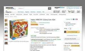 Looping Louie, Amazon Rezension