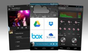 Cloud Player Apps für Android