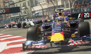 F1 2015: Screenshot