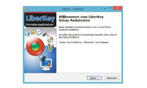 Basisversion LiberKey 5.8