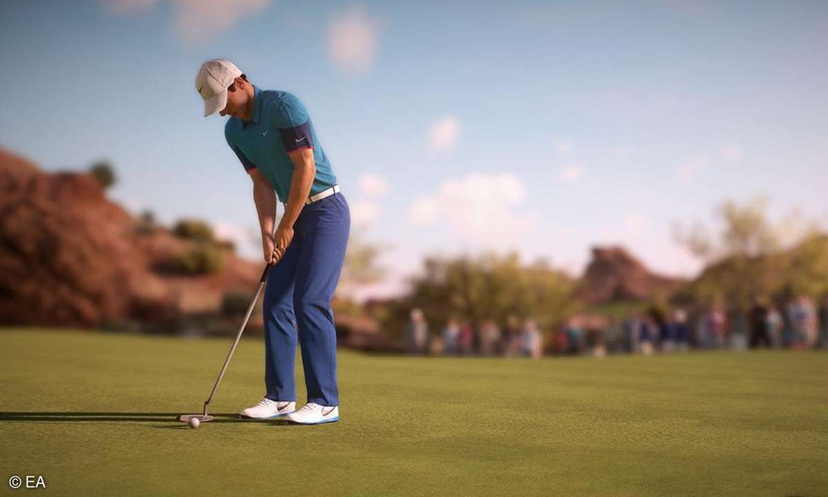 Rory McIlroy PGA Tour, Test, review, ps4, release