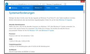 Screenshots aus Windows und PC MAgazin Backup Pro