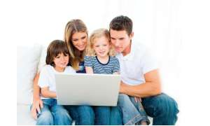 laptop, familie,pc hardware, software