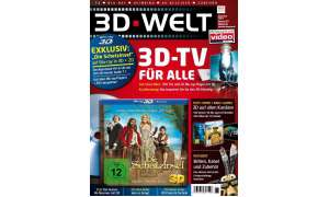 3D WELT Sonderheft Video-HomeVision Blu-ray TV Test