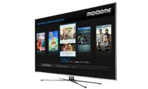 maxdome und Samsung vereinen Video-on-Demand und TV