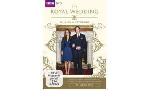 "BBC-Dokumentationen ""The Royal Wedding - William & Catherine"""