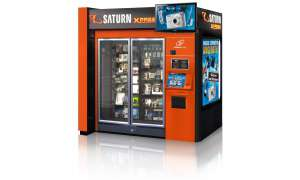 Saturn xpress to go Media Markt Automat