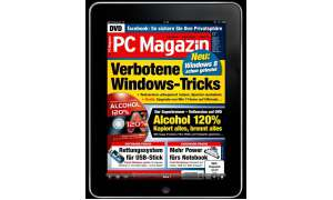 PC Magazin, iPad, Apple, App, Digital, Ausgabe