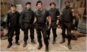 """Verkaufshit 2011: """"The Expendables"""""""