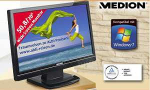 Medion Monitor 20 Zoll