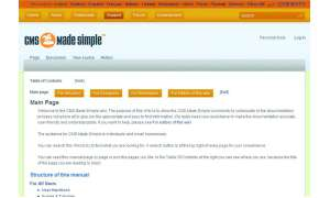 internet, webdesign, cms, cms made simple, module, redaktionssystem, tags