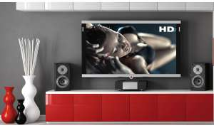 home entertainment, hd-tv, HD-Sender