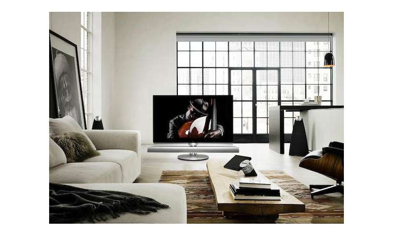 bang olufsen pr sentiert beovision 7 55 mit 3d. Black Bedroom Furniture Sets. Home Design Ideas