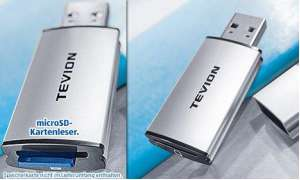 Aldi TEVION P89064 8 GB USB Stick