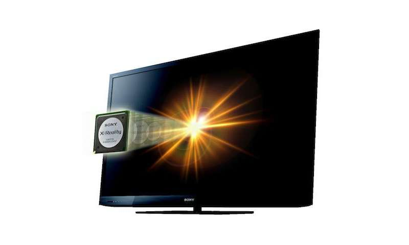 sony pr sentiert bravia lcd fernseher kdl 65hx925 in 65. Black Bedroom Furniture Sets. Home Design Ideas