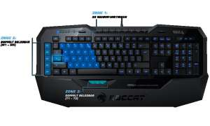 Gaming Tastatur, Roccat Isku Illuminated Gaming Keyboard