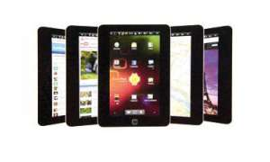 Pollin Tablet-PC EASYPAD 700, mit Android