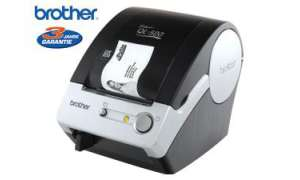 Pollin, Etikettendrucker BROTHER QL-500BS