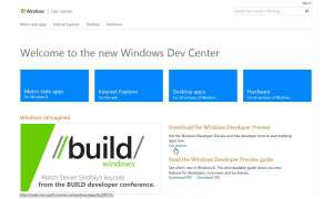 Windows 8 Developer Preview - Download