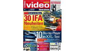 Video HomeVision 10 2011 20 IFA Neuheiten Test Magazin Abo Kiosk ipad app