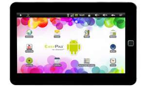 Easypix Tablet-PC EasyPad Junior